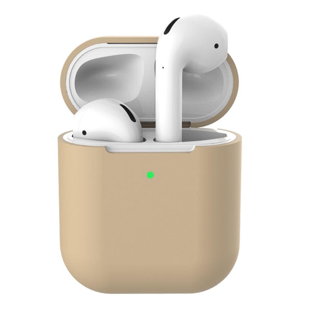 Bilde av Apple Airpods Silicone Charging Case - Gold