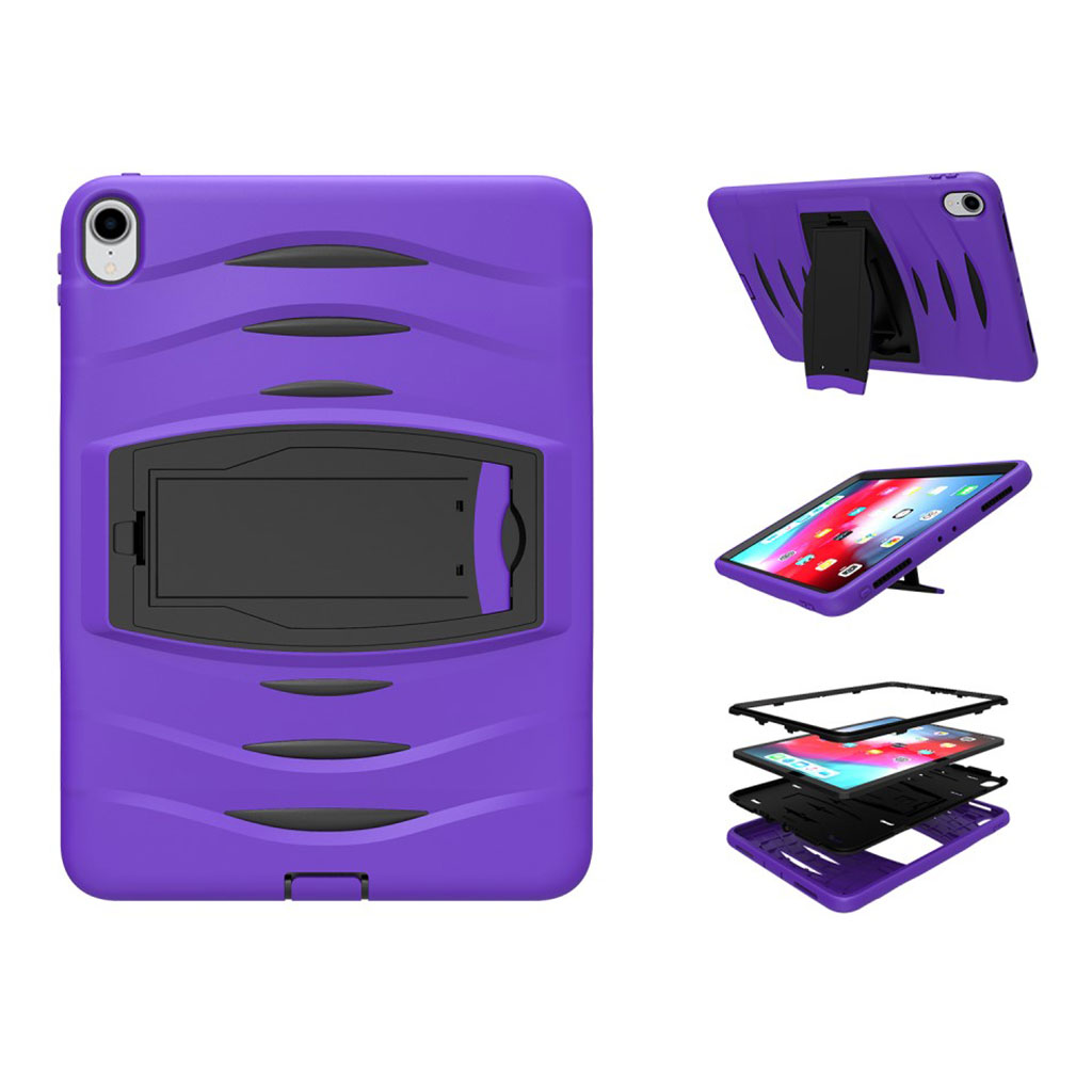 Bilde av Ipad Pro 11 Inch (2018) Multi-function Case - Purple
