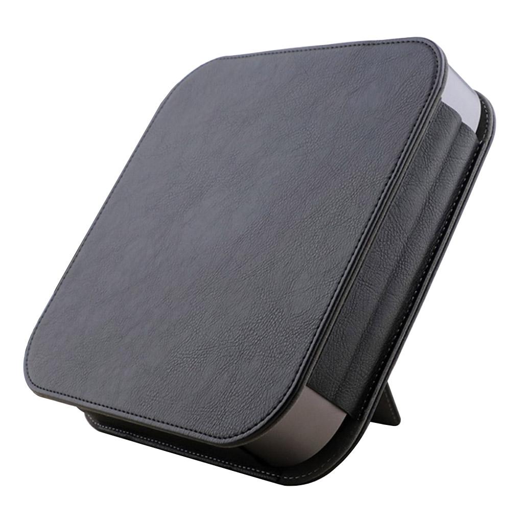 Bilde av Apple Mac Mini 2018 Protective Leather Case - Black