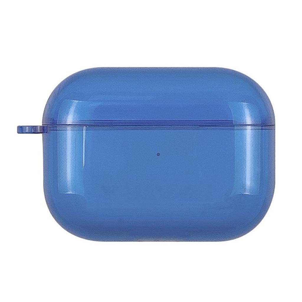 Bilde av Airpods Pro Durable Solid Color Case - Dark Blue