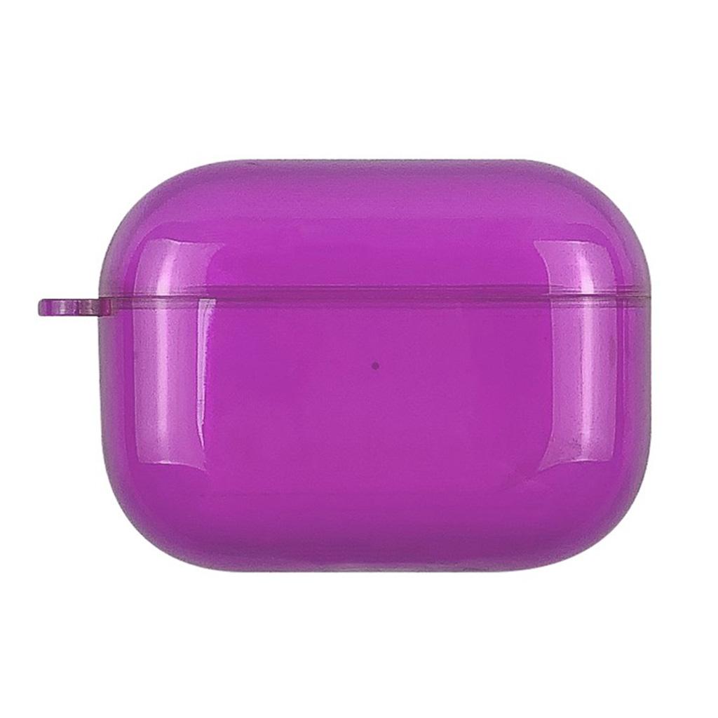 Bilde av Airpods Pro Durable Solid Color Case - Purple