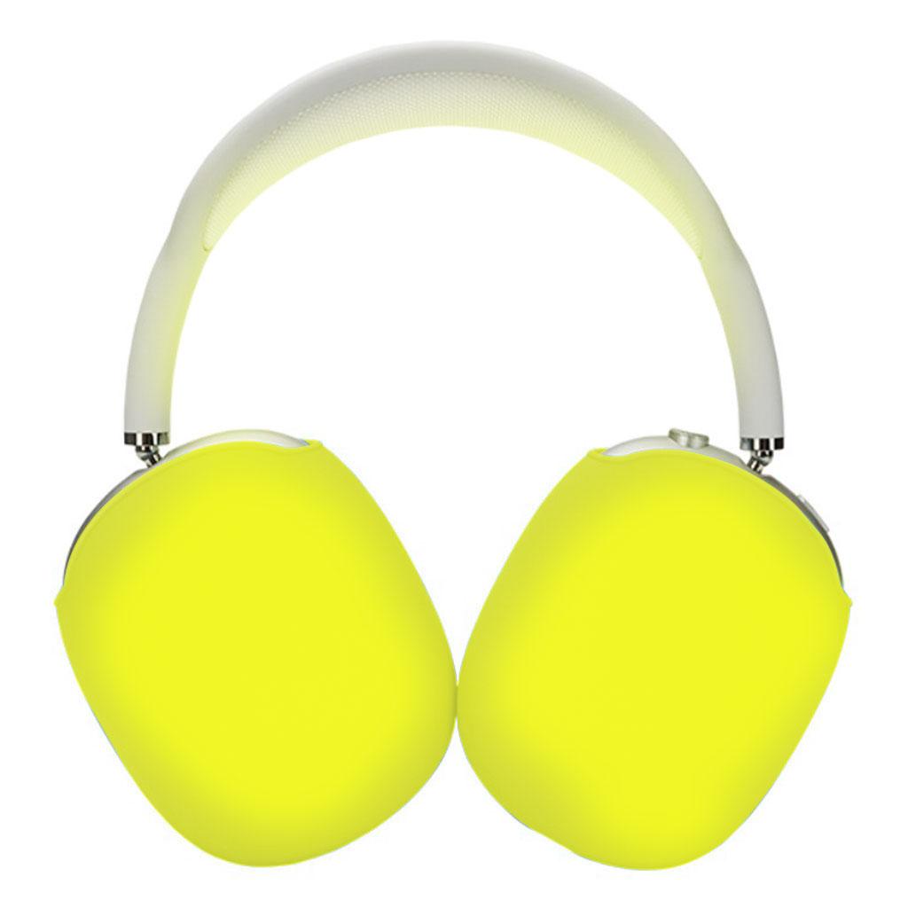 Bilde av Airpods Max Silicone Cover - Luminous Yellow