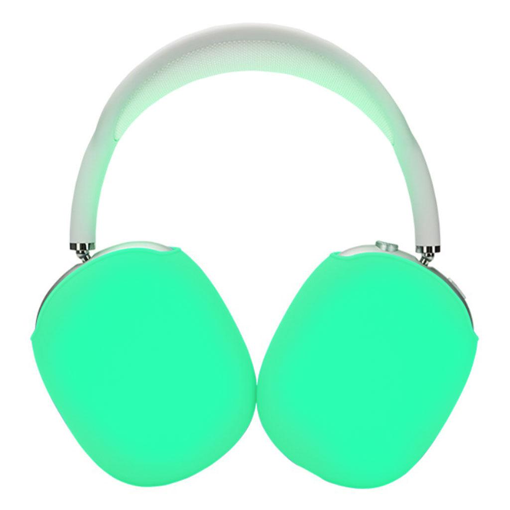 Bilde av Airpods Max Silicone Cover - Luminous Green
