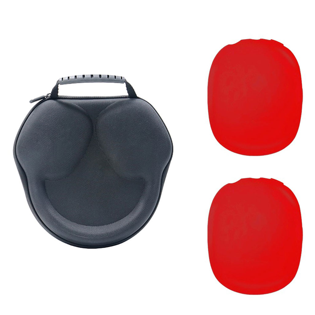 Bilde av Airpods Max Silicone Cover + Sleeve - Red