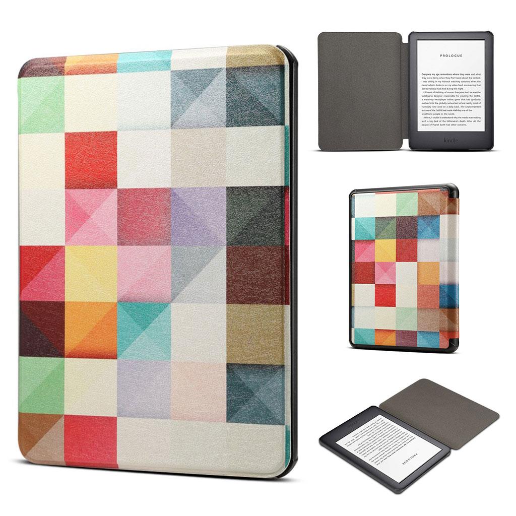 Bilde av Amazon Kindle (2019) Ganske Mønster Læretui - Cube