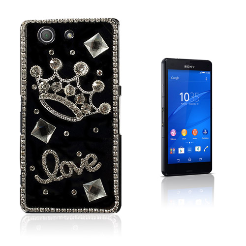 Shine (Crown - Love) Sony Xperia Z3 Compact Deksel