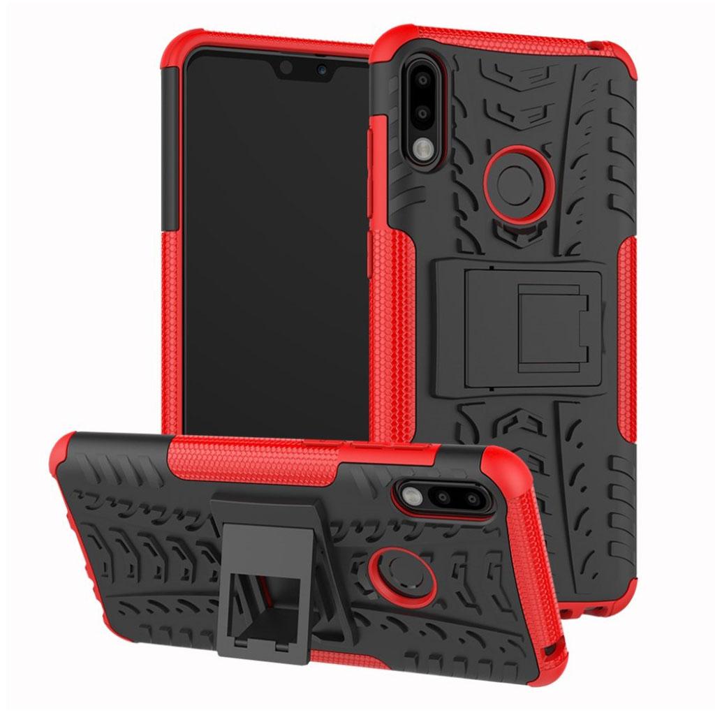 Bilde av Offroad Asus Zenfone Max Pro (m2) Case - Red