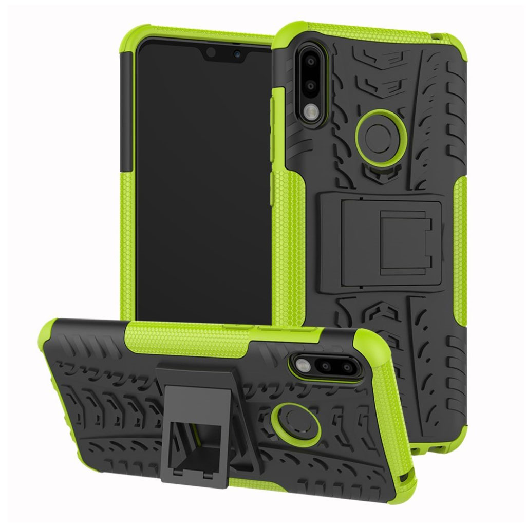 Bilde av Offroad Asus Zenfone Max Pro (m2) Case - Green