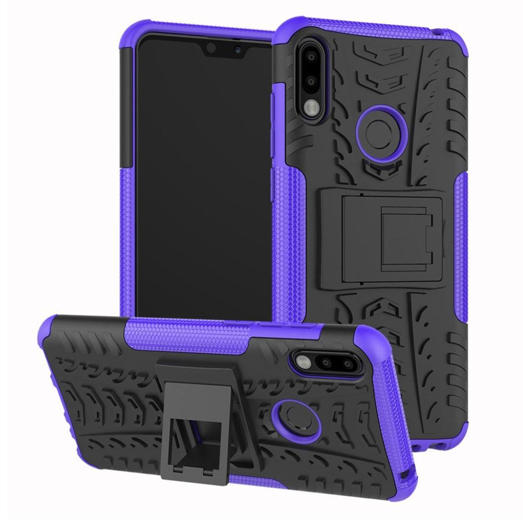 Bilde av Offroad Asus Zenfone Max Pro (m2) Case - Purple