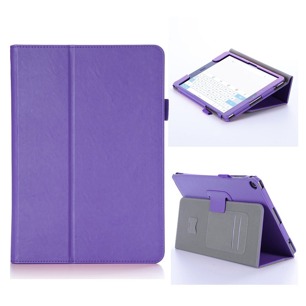Bilde av Asus Zenpad 3s 10 Z500m Simple Leather Case - Purple