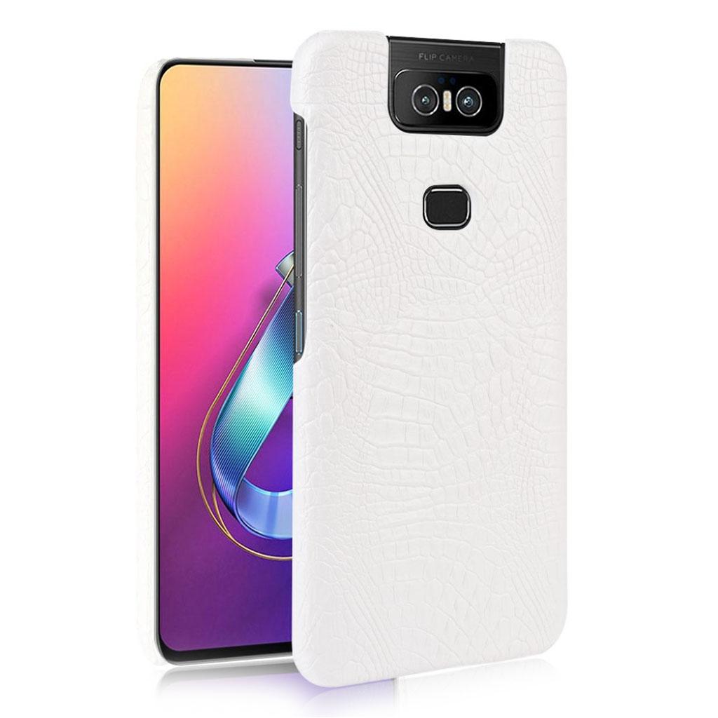 Bilde av Croco Asus Zenfone 6 Zs630kl Case - White