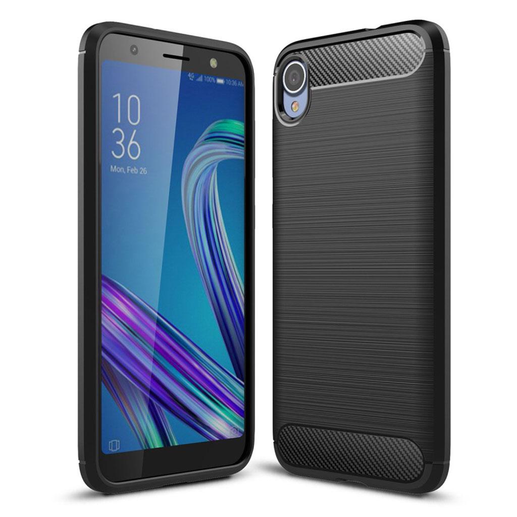 Bilde av Carbon Flex Asus Zenfone Live L1 Case - Black