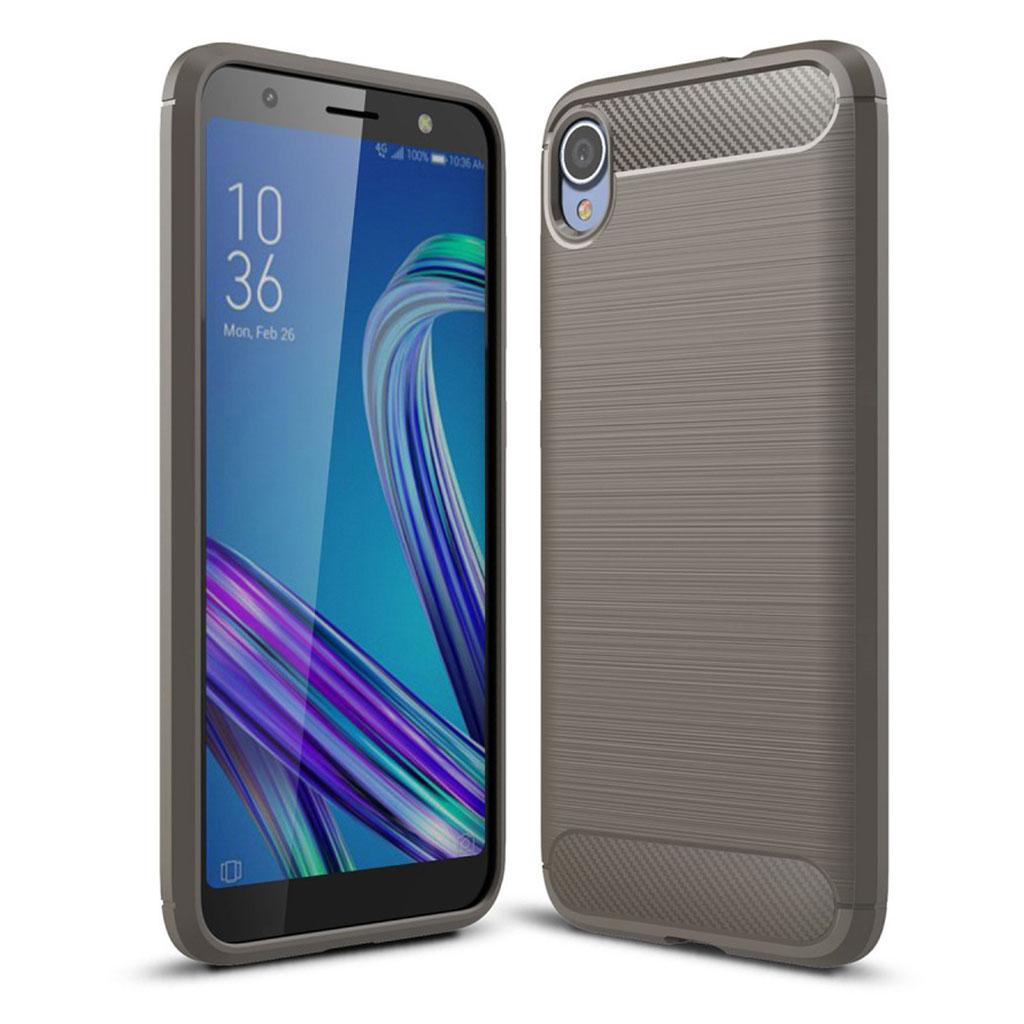 Bilde av Carbon Flex Asus Zenfone Live L1 Case - Grey