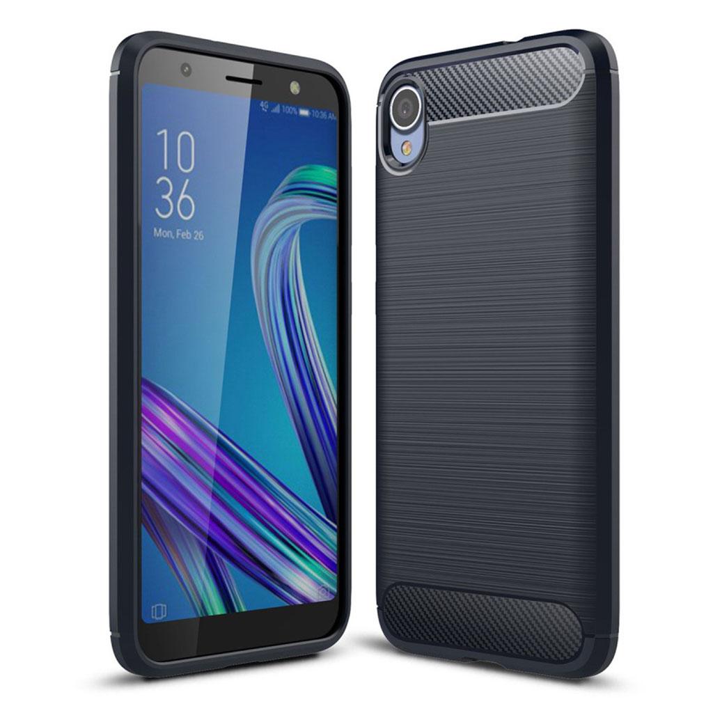 Bilde av Carbon Flex Asus Zenfone Live L1 Case - Dark Blue
