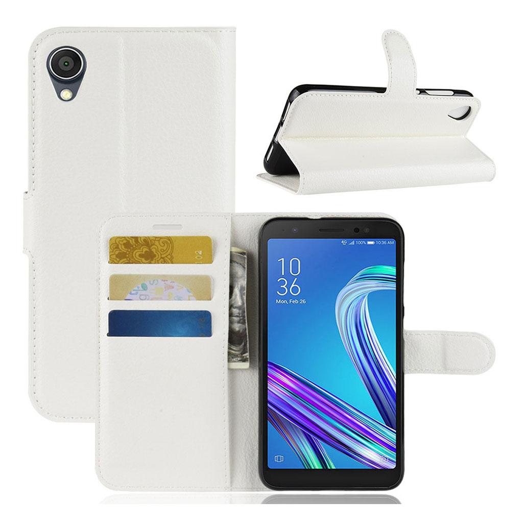 Bilde av Alpha Asus Zenfone Live L1 Flip Case - White