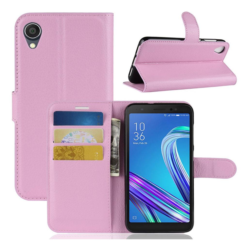 Bilde av Alpha Asus Zenfone Live L1 Flip Case - Pink