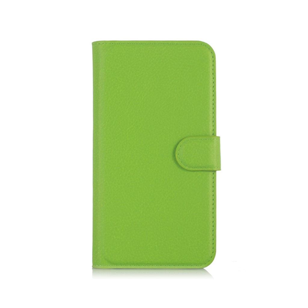 Bilde av Acer Liquid Z630s Lommeboketui M. Litchi Tekstur - Grønn