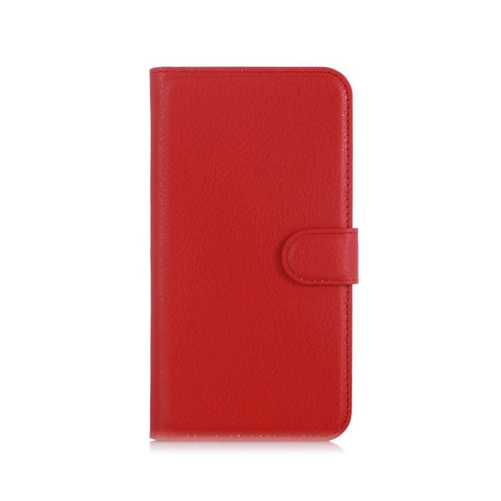 Bilde av Acer Liquid Z630s Lommeboketui M. Litchi Tekstur - Rød