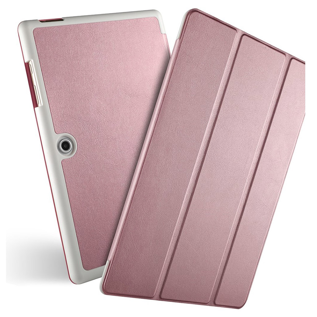 Bilde av Acer Iconia One 10 - B3-a50 Tri-fold Leather Case - Rose Gold