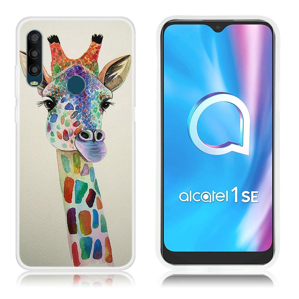 Bilde av Deco Alcatel 1se (2020) Case - Giraffe