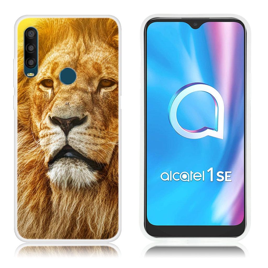 Bilde av Deco Alcatel 1se (2020) Case - Lion