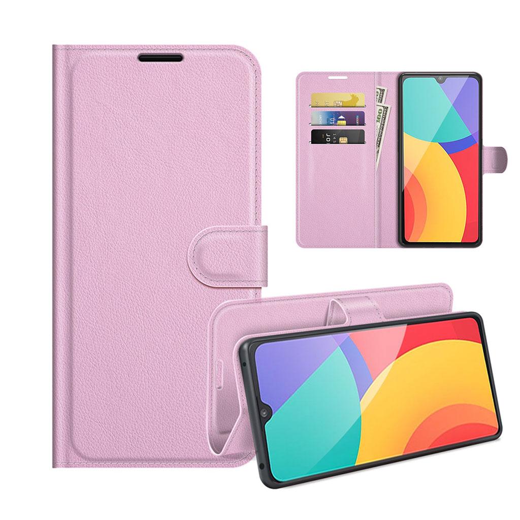 Bilde av Classic Alcatel 1l (2021) Flip Case - Pink