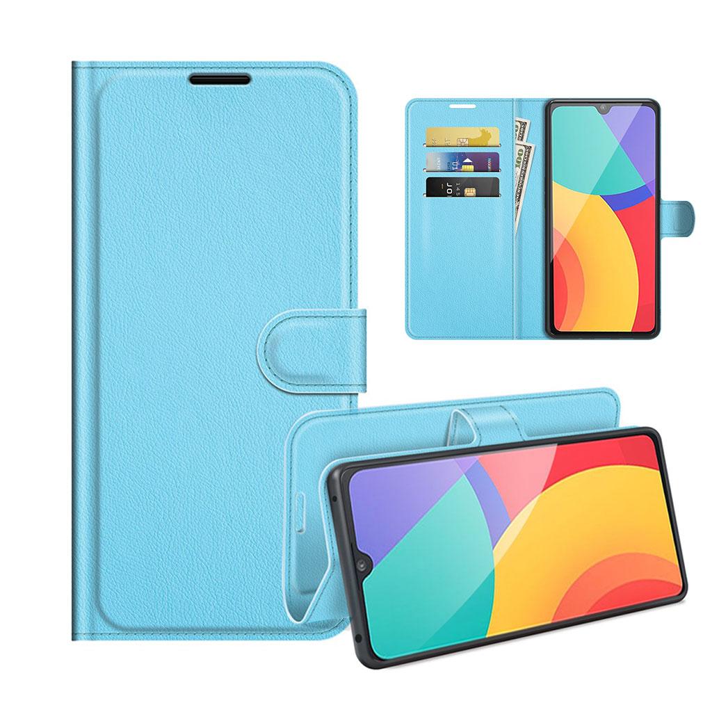 Bilde av Classic Alcatel 1l (2021) Flip Case - Blue