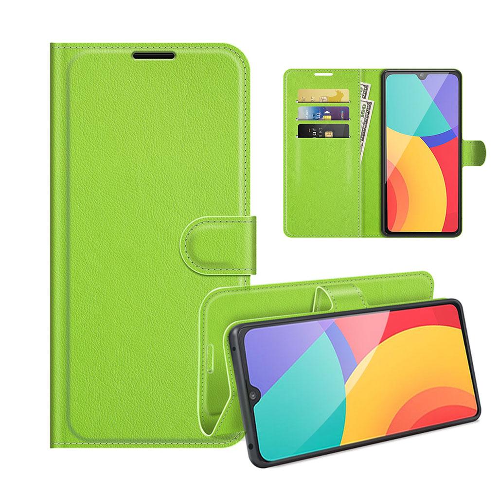 Bilde av Classic Alcatel 1l (2021) Flip Case - Green