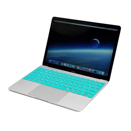 Bilde av Enkay Macbook 12-inch (2015) Retina Display Silikon Keyboard Film - Cyan