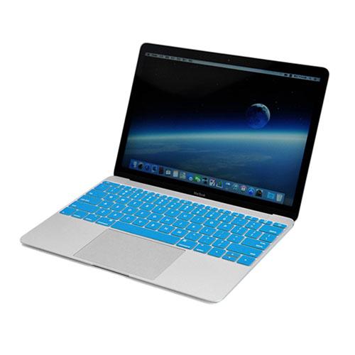 Bilde av Enkay Macbook 12-inch (2015) Retina Display Silikon Keyboard Film - Blå