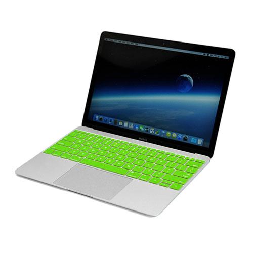 Bilde av Enkay Macbook 12-inch (2015) Retina Display Silikon Keyboard Film - Grønn