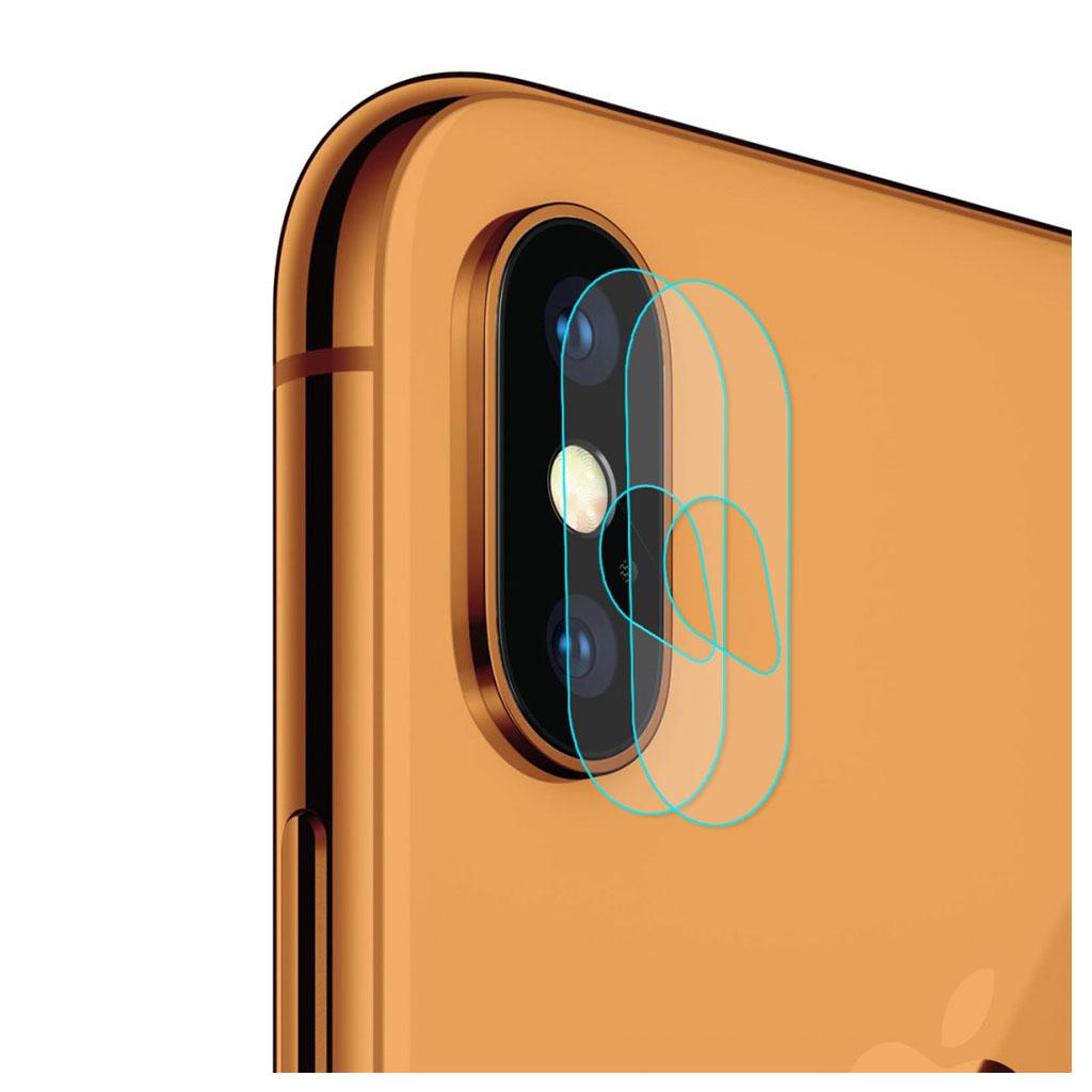 Bilde av 2Pcs HAT PRINCE iPhone Xs Max anti-scratch camera lens protector