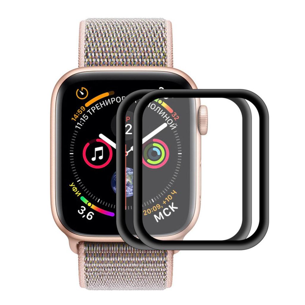 Bilde av 2PCS HAT PRINCE Apple Watch Series 4 40mm anti-explosion tempered glass