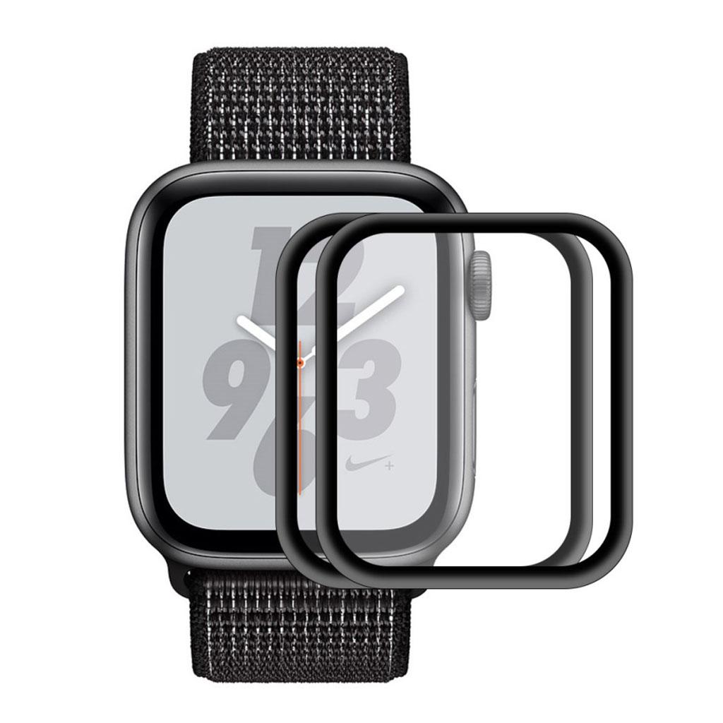Bilde av 2PCS HAT PRINCE Apple Watch Series 4 44mm anti-scratch tempered glass