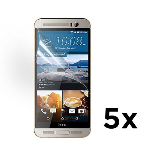 Bilde av 5 Brikker Skjermbeskyttere til HTC One M9 Plus.