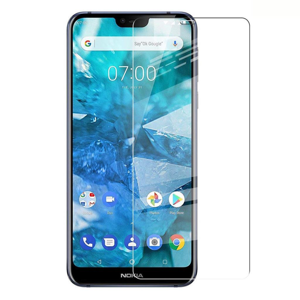 Bilde av 0.3mm Tempered Glass Screen Protector For Nokia 7.1