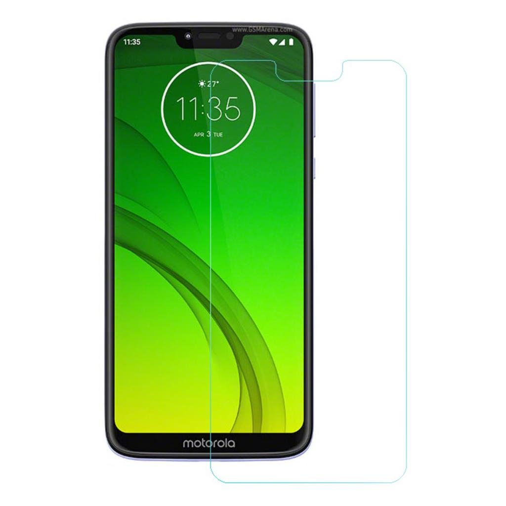 Bilde av 0.3mm Tempered Glass Screen Protector For Motorola Moto G7 Power