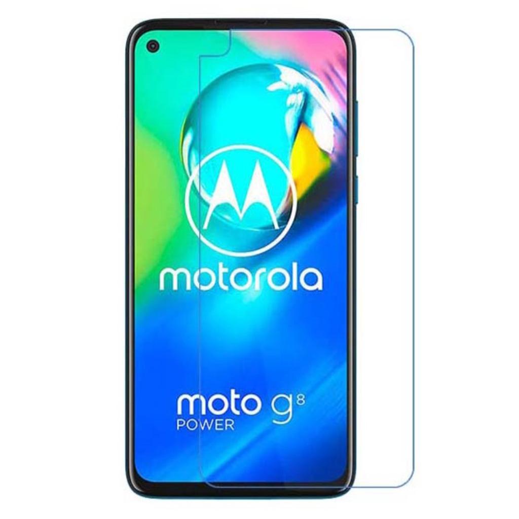 Bilde av 0.3mm Herdet Glass Beskyttelsesfilm Til Motorola Moto G8 Power