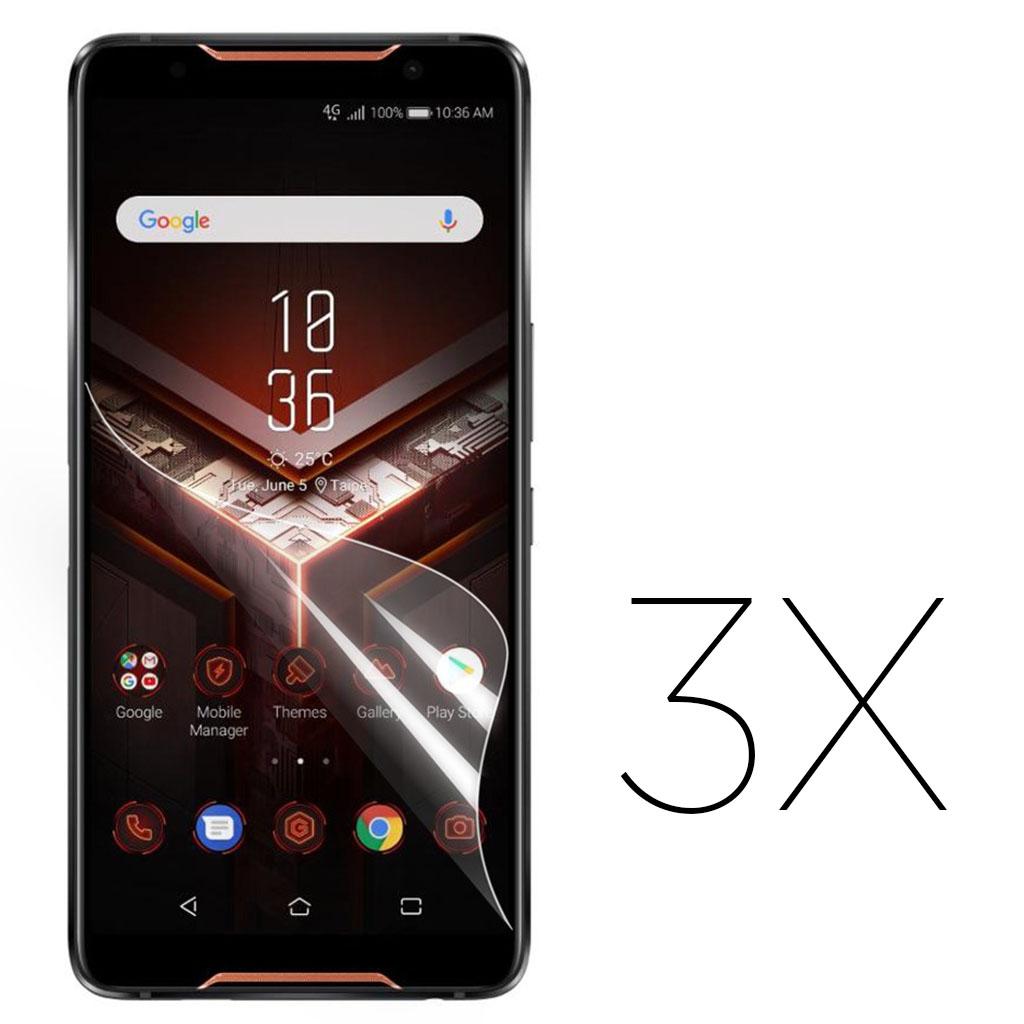 Bilde av Ultra Clear Lcd Screen Protector For Asus Rog Phone - 3-pack
