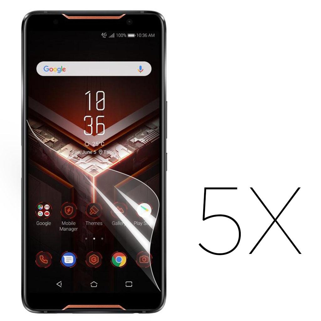 Bilde av Ultra Clear Lcd Screen Protector For Asus Rog Phone - 5-pack