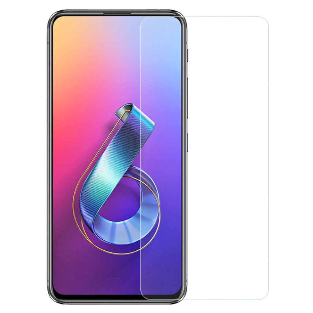 Bilde av 0.3mm Tempered Glass Screen Protector For Asus Zenfone 6 Zs630kl