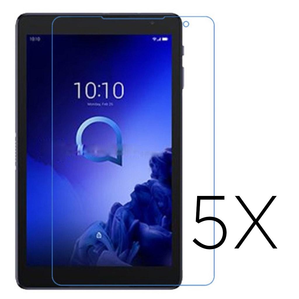 Bilde av Alcatel 3t Ultra Clear Lcd Screen Protector - 5-pack