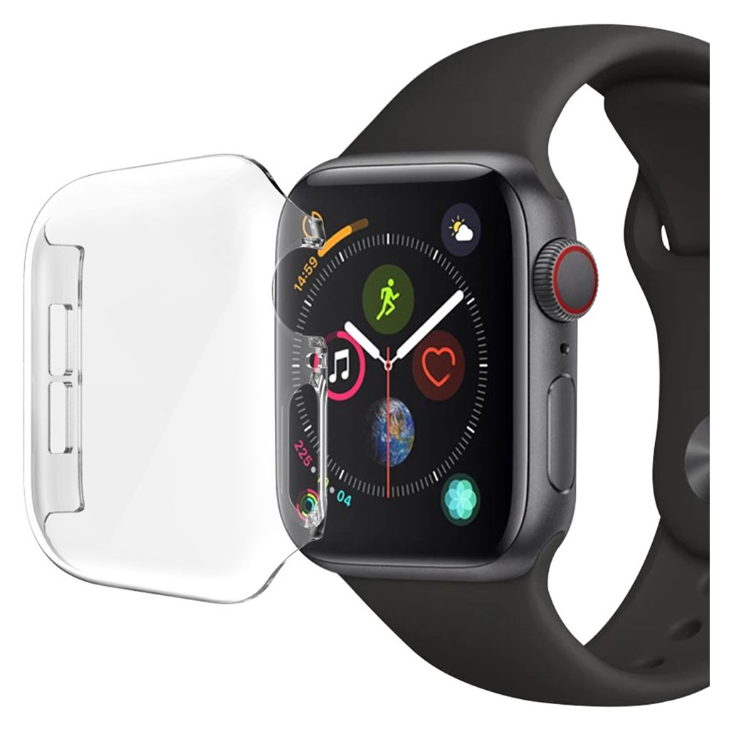 Bilde av Apple Watch Series 4 40mm All-round Frame - Gjennomsiktig