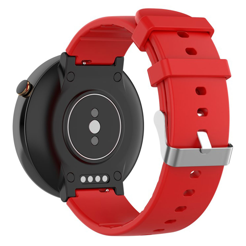 Bilde av Amazfit Stratos 2 / 2s Silicone Watch Band - Red