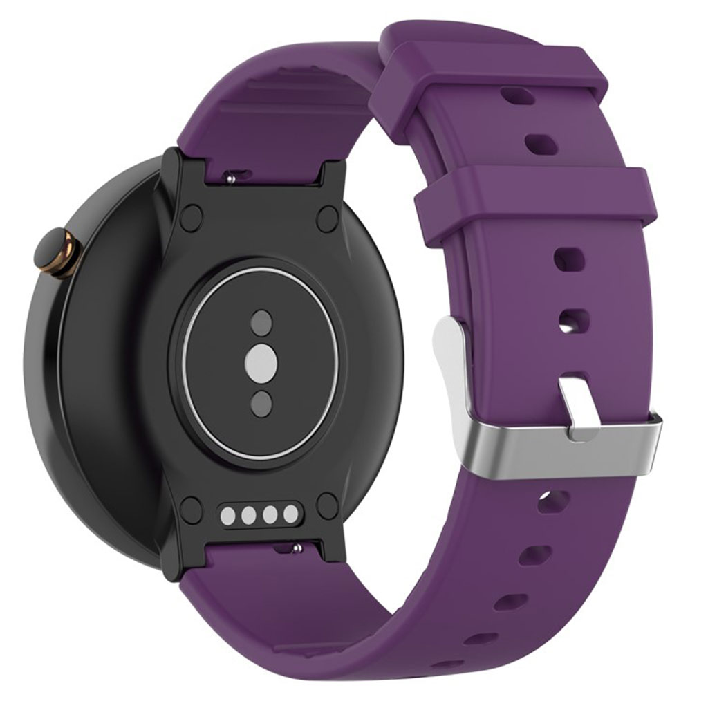 Bilde av Amazfit Stratos 2 / 2s Silicone Watch Band - Purple