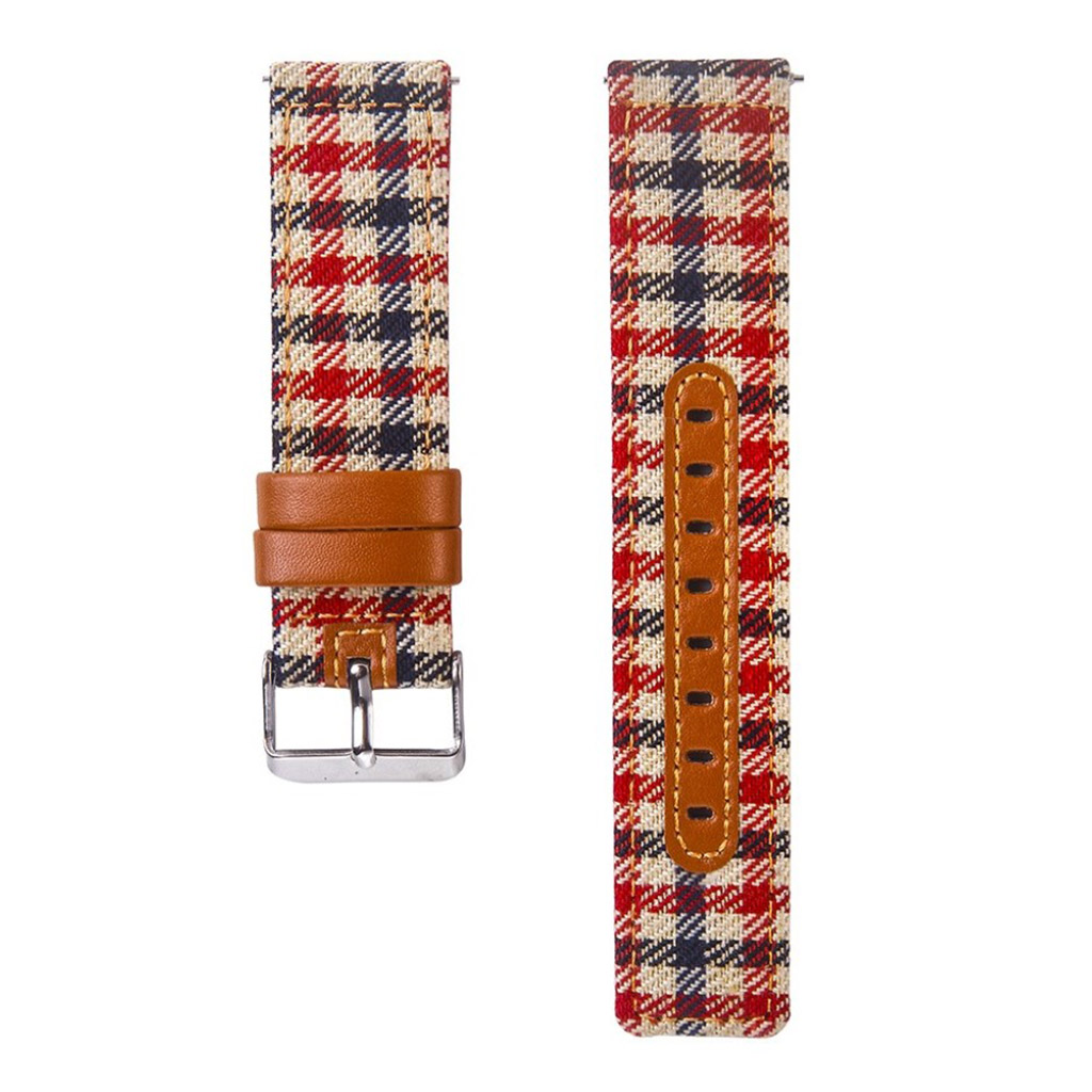 Bilde av Amazfit Bip Cowhide Watchband - Style G