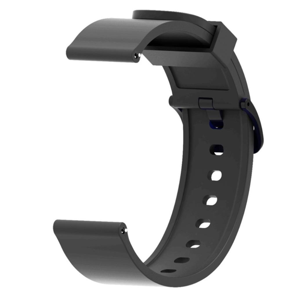 Bilde av Amazfit Bip 20mm Silicone Watch Band - Black