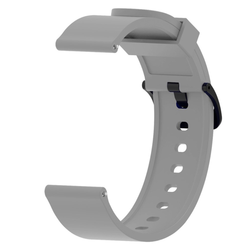 Bilde av Amazfit Bip 20mm Silicone Watch Band - Grey