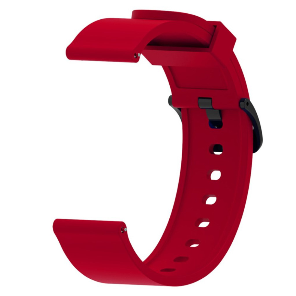 Bilde av Amazfit Bip 20mm Silicone Watch Band - Red