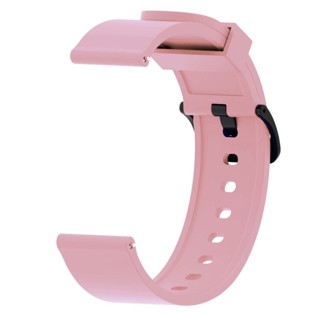 Bilde av Amazfit Bip 20mm Silicone Watch Band - Pink